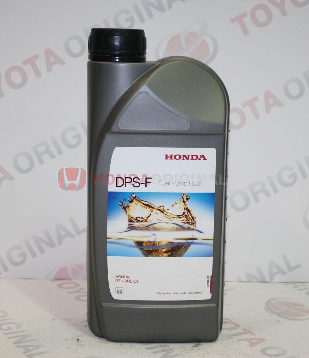 Оригинальное трансмиссионное масло Honda для АКПП МКПП и