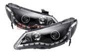 Ангельские глазки для Honda Civic 4 D