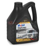 Моторное масло MOBIL DELVAC MX Extra 10W-40, 4л