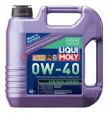 Моторное масло LIQUI MOLY 7536 Synthoil Energy SAE 0W-40 ,4L