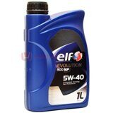 Моторное масло ELF EVOLUTION 900 NF 5W-40, 1 литр