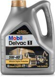 Моторное масло MOBIL DELVAC 1 5W-40, 4л