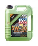 Моторное масло LIQUI MOLY 9043 Molygen NEW GENERATION 5W-30 ,5 литров
