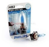 Автолампа HB3 Philips CrystalVision 12V, 65W